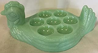Best jadeite deviled egg plate Reviews