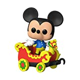 Funko Pop Trains Disneyland Mickey Mouse on The Casey Jr Circus Train Attraction