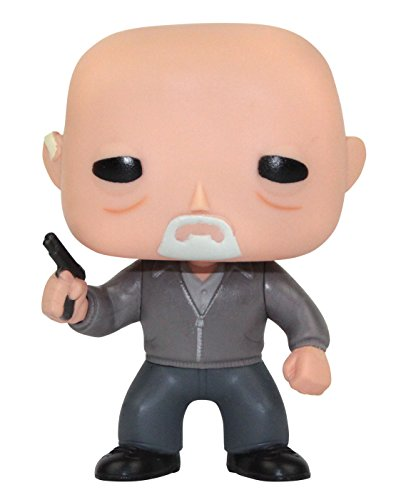Funko Pop! Breaking Bad Mike Ehrmantraut Vinyl Figure 2
