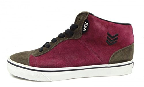 Vox Skateboard Schuhe Upgrade Bordo/Brown, Schuhgrösse:42.5