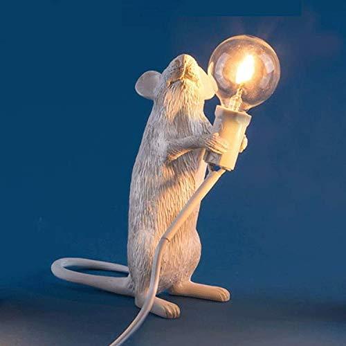 Kunst Ratte Lampe Wohnzimmer Schlafzimmer Esszimmer Bekleidungsgeschäft Shop Dekoration Cafe Bar Ratte Lampe, standing