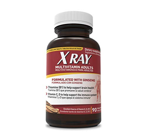 XRAY Adult Multivitamin, 90 Count