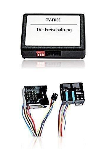 Suwtec TV Free Vim Freischaltung für NTG 2, 2.5, 4, 4.5, 5, 5.0, 5.5, online, Bild während der Fahrt