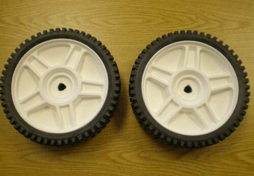 Learn More About VacuuMParts Craftsman 8 X 1.7 Front Wheel Drive replaces193912X427 Wheels White (...