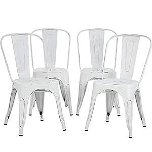 41Cj2E1Z6GL._SS300_ Coastal Dining Accent Chairs & Beach Dining Accent Chairs