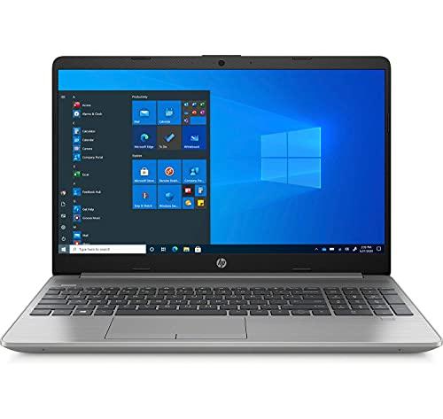 HP 250 G8 - Ordenador portátil profesional de 15,6' FullHD (Intel Core i5-1135G7 , 16 GB RAM, 512 GB SSD, Intel Iris X, Windows 10 Pro 64) gris (Reacondicionado)