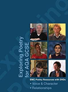 Exploring Poetry: Skills for the AQA Anthology: Character and Voice and Relationships