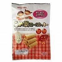 太田油脂 MSこめ粉ロールクッキー 10個×6袋セット         JAN:4962311140041