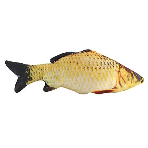 Peluche pez, Peluches para bebes animales Juguetes para gatos Coj¨ªn para sofa Coj¨ªn almohadilla Almohada de Pez Almohada 3D Soft Big Fish Coj¨ªn Almohada Peluche de Juguete para Decoraci¨n (40cm)