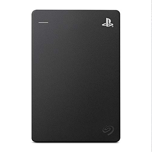 【Amazon.co.jp限定】Seagate Gaming Portable HDD PlayStation4 公式ライセンス認証品 2TB 【PS5】動作確認済 正規代理店 STGD2000300