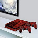 Controller Gear Authentic and Officially Licensed Star Wars Jedi: Fallen Order - Inquisitor/Purge Trooper PS4 Slim Console & Controller Skin - PlayStation 4