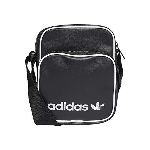0AFIT|#Adidas Vint Mini Bag Borsa Sportiva, Unisex – Adulto, black, NS