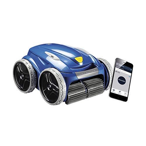 Zodiac 0 Vortex RV 5480iQ Pro 4WD Robot limpiafondos Piscina App Movil WiFi Aqualink, Azul