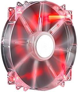 Cooler Master MegaFlow 200 Carcasa del Ordenador Ventilador - Ventilador de PC (Carcasa del Ordenador, Ventilador, 20 cm, 700 RPM, 19 dB, 110 cfm)