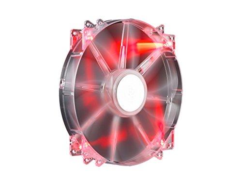 Cooler Master MegaFlow 200 PC Box Lüfter - Lüfter, Kühler (PC Box, Lüfter, 20 cm, 700 U/min, 19 dB, 110 cfm)