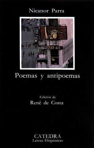 Poemas y antipoemas (Letras Hispánicas)