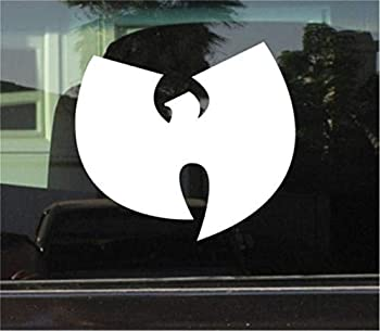 Wall Decor Stickers for Living Room Car Decal Car Sticker Wu Tang Clan Decal Sticker 15Cm