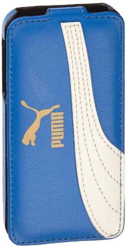 PUMA Handy Tasche Bytes Phone Cover, Victoria Blue-White,12.8 x 1.4 x 6.3 cm , 052546 06
