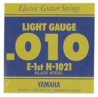 YAMAHA/ヤマハ エレキ弦/ライトゲージ1弦 H-1021×12本セット