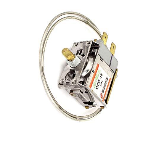 Aexit WDF-18 3 Pin 20-Zoll-Metallkabel Gefrierfach Kühlschrank Kühlschrank Thermostat (e99cd03989ca1f13a4ac55c248aad8cb)