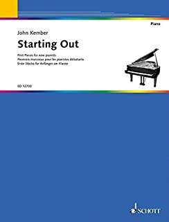 STARTING OUT PIANO