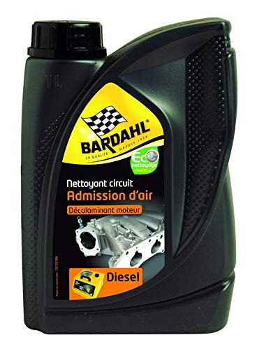 Bardahl 2002332 Nettoyant Circuit Admission Air, 5 L