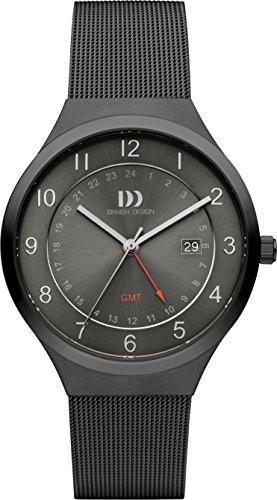 Danish Designs DZ120465 - Orologio da polso, Uomo, Acciaio inossidabile, colore: Nero