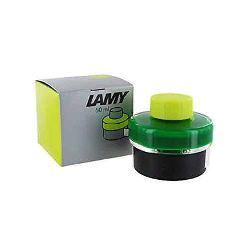ラミー ボトルインク アルスター チャージグリーン LT52CG 50ml 限定 正規輸入品
