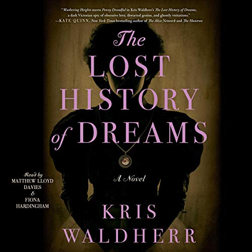 The Lost History of Dreams     A Novel              Written by:                                                                                                                                 Kris Waldherr                               Narrated by:                                                                                                                                 Matthew Lloyd Davies,                                                                                        Fiona Hardingham                      Length: 12 hrs and 12 mins     1 rating     Overall 3.0