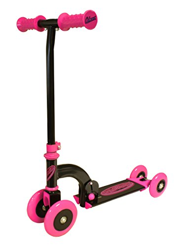 Ozbozz My First Scooter - Black/Pink