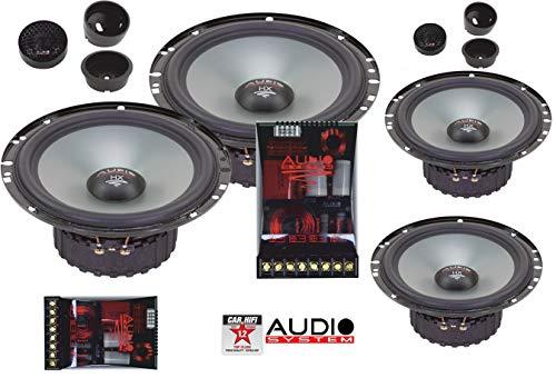 Audio System HX 165 SQ-4 EVO 2 HX-Series SQ Doppelkompo 16,5cm 2-Wege HIGH END System