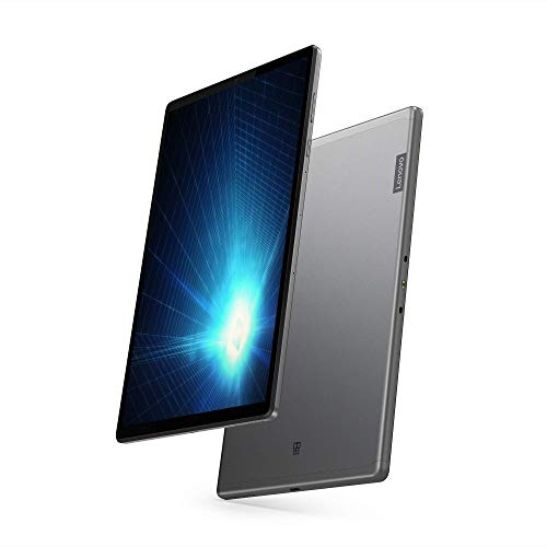Lenovo Tab M10 Plus 10.3 Inch FHD Tablet – (Octa-Core 2.3 GHz, 4 GB RAM, 64 GB eMMC, Android Pie) – Iron Grey (Renewed)