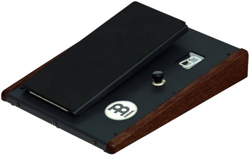 Meinl Percussion Sample Effects Pedal for Guitarists and Singer Songwriters - Includes Sound Options for Kick Drum, Tambourine, Cowbell, and Hand Clap, 2-YEAR WARRANTY (FX10)