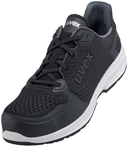 uvex 1 Sport Calzado de Trabajo S1 SRC ESD | Zapatos de Seguridad con Punta Ligera y Sin Metales - para Mujeres y Hombres ✅