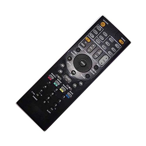 Replaced AV Remote Control Compatible For Onkyo RC-710M RC-880M HT-R560 TX-SR343 HT-R393 5.1 Channel Audio Video A/V