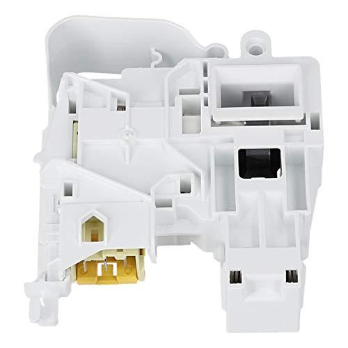 Europart 10038716 Verriegelungsrelais Magnetverschluss Türschalter Waschmaschine Waschtrockner passend wie Hotpoint Ariston Indesit C00299278 Whirlpool Bauknecht Ikea Ignis Philips 482000023424