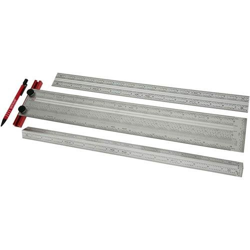 18-Inch Marking Rule Set - Incra IRSET18
