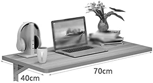 opciones a bajo precio WZC WZC WZC Mesa Plegable, mesas de Comedor Plegables de Madera Estantería de Parojo para computadora Estaciones de Trabajo para el hogar Muebles de Oficina Trabajo de Estudio Cocina Sala de Estar, multifunci  ventas en linea