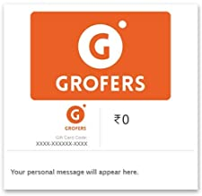 Flat 3% off at checkout||Grofers E-Gift Card