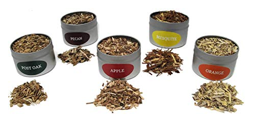 Jax Smok'in Tinder Extra FINE Smoke Gun Wood Chips Variety Pack -...