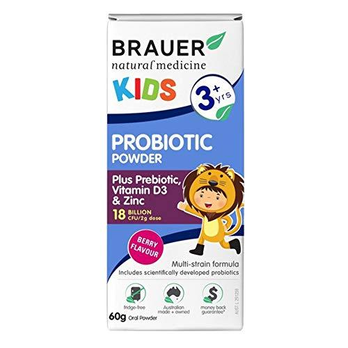 Brauer Natural Medicine Kids Probiotic Powder