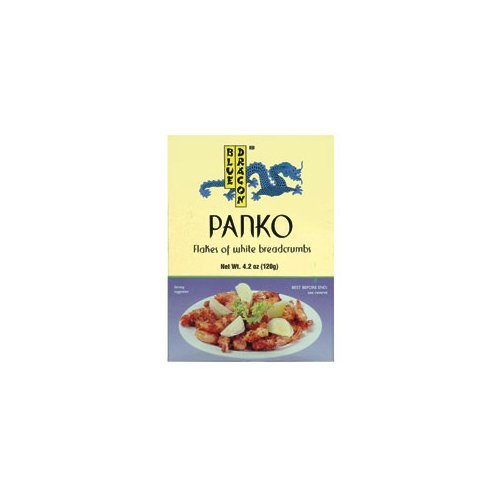 Blue Dragon Panko Breadcrumbs (Economy Case Pack) 4.2 Oz Box(Pack of 6)