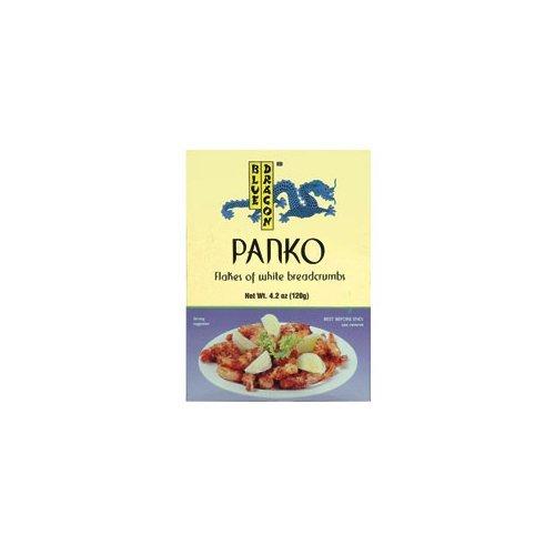 Blue Dragon Panko Breadcrumbs (Economy Case Pack) 4.2 Oz Box(Pack of 6)