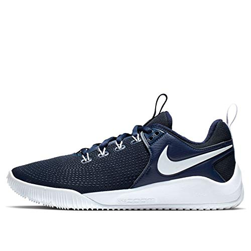 Nike Scarpe Volley - AIR Zoom HYPERACE 2 - AR5281-400 - NAVY/WHT-47