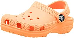 Crocs Kids' Classic Clogs, Wide feet shoes for toddlers