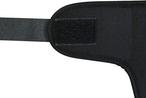 EDWARD & CO. Golf Swing Training Aids Pro Power Band Wrist Brace Train Correct Aid Practice Tool Gesture Alignment for Golf Beginners Unisex (Black Wrist Brace)