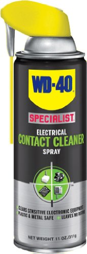 WD-40 Specialist Electrical Contact Cleaner Spray, 11 oz.