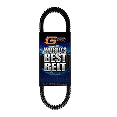 WORLDS BEST BELT - CanAm Maverick Commander WBB302 Gboost Technology