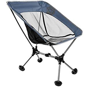 Terralite Portable Camp Chair - Perfect For Outdoor Festivals, Camping, Beach & Backpacking review