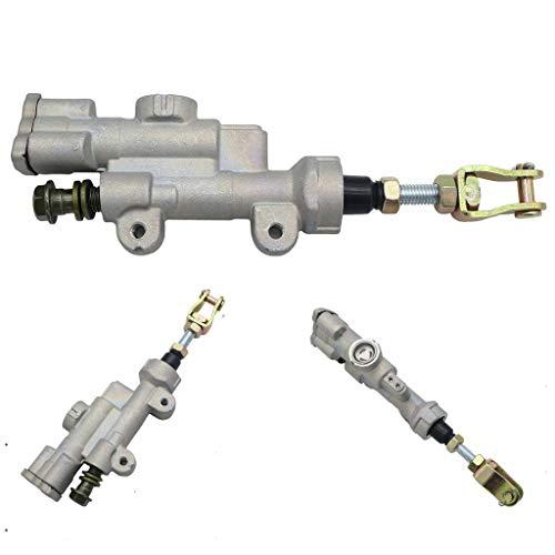nobrand Motorrad hinten Hauptbremszylinder Pumpe hochwertiges Zubehör for Honda CR125R CRF250R CRF450R hinten Radbremszylinder